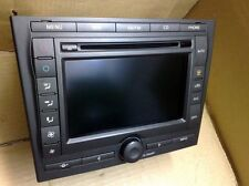 Radio DENSO Touchscreen Navi Ford Mondeo Mk3 FL ab 03Bj Display Navigationsystem