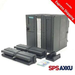SIEMENS Simatic CPU  6ES7 313-5BE00-0AB0 S7 CPU 6ES7313-5BE00-0AB0  ES:02
