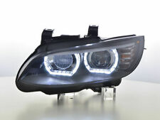 black clear finish XENON HEADLIGHTS FOR BMW E92 E93 05-08 with AFS function