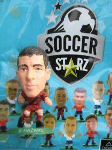 E. Hazard Belgium SoccerStarZ MicroStars Euro 2020 Foil Bag Edition Green Base