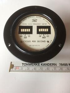 Zungen-Frequenzmesser 48 - 62 Hertz (J.B.T. Instruments)