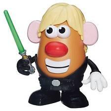 Luke Frywalker Official Star Wars Mr Potato Head Hasbro Figure