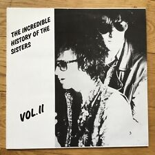 The Sisters Of Mercy ‎– The Incredible History Of The Sisters Vol. II  LP Vinyl