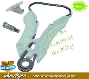 Timing Chain Kit For Peugeot 207 208 308 3008 5008 RCZ  EP3 EP6 1.6L+Crank Gear