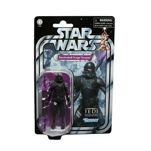 Star Wars The Vintage Collection Electrostaff Purge Trooper Exclusive - IN STOCK