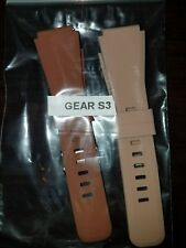 Samsung Gear S3 bands for S Gear S3 Frontier & Gear S3 Classic Smart Watch-Brown