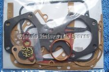 Ariel  4G Square Four Mk1 1000cc(1949-53) GASKET SET COMPLETE - Made in England