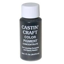 Castin Craft Casting Resin Opaque Black Pigment Dye (1 Oz)