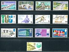 Great Britain - MNH Stamps from 1969..................Y27 -A 7628-77