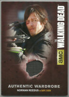 Walking Dead Season 4 Part 1 ~ COSTUME/RELIC CARD M13 Daryl/Norman Reedus