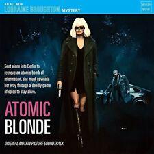 ATOMIC BLONDE (180G 2LP) -   2 VINYL LP NEU