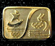 Singapore 2010 rare GUATAMALA YOG Olympic NOC team pin