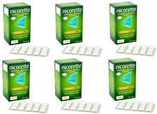 Nicorette FruitFusion 2mg Gum - 105 pieces - 6 PACKS (Total 630 gums) 05/2022