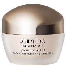 Productos faciales antiarrugas cremas hidratantes Shiseido