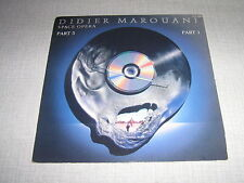 DIDIER MAROUANI 45 TOURS FRANCE SPACE OPERA