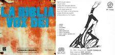 RARE CD ROCK PROGRESSIF ARGENTIN + VOX DEI / LA BIBLIA