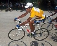 Miguel Indurain Spainish Tour de France Cycling Legend 10x8 Photo