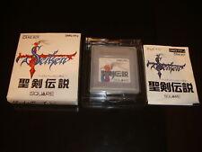 Seiken Densetsu Nintendo Game Boy Japan