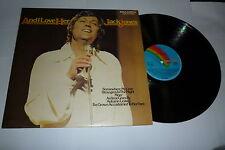 JACK JONES - And I Love Her - 1974 UK MCA Coral label 14-track vinyl LP