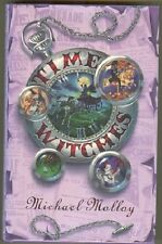 """Michael Molloy """"Time Witches""""    1st/1st   F/F  Signed"""