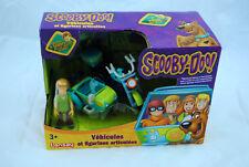 Véhicules et figurines articulées SCOOBY-DOO! Sammy + moto (Lansay) neuve