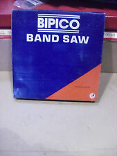 """BIPICO 100 Foot Band Saw Blade Coil 3/8"""" x 14 Tooth Flex Back Carbon"""