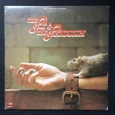 ROSS The Pit And The Pendulum US PRESS INNER SO 4802 RSO VINYL LP EX