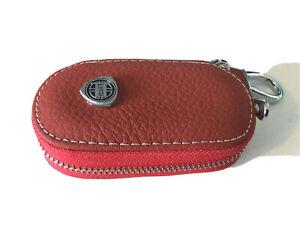 Lancia Leather Key Holder