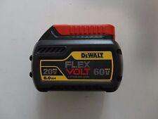 DEWALT DCB606 20V 60V MAX FlEXVOLT Lithium ion 6.0 AH Battery Pak New DCB606B