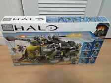 ** HALO Mega Bloks UNSC ELEPHANT TROOP CARRIER set 97381 SEALED BOX Construx