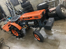 More details for kubota b4200 tractor