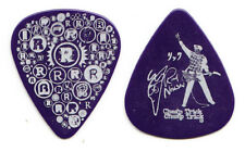 Cheap Trick Rick Nielsen Signature Blue R's (Small Logo) Guitar Pick - 2010 Tour