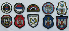 REPUBLIC OF SERBIA / SAO KRAJINA ARMY MILITARY WAR PATCHES LOT 10 PIECES!!!