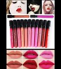 Waterproof Long Lasting Liquid Pencil Matte Lipstick Makeup Lip Gloss Brand New