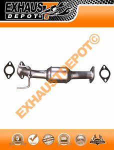 FITS: 2012-2016 CHEVROLET SONIC 1.8L DIRECT-FIT REAR CATALYTIC CONVERTER