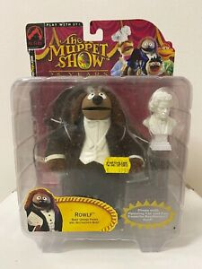 The Muppet Show Series 3 - Rowlf Figur Palisades 2002