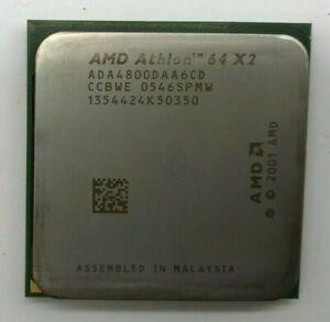 AMD Athlon 64 X2 4800+ ADA4800DAA6CD (CCBWE) -Dual Core 2,40GHz - Sockel 939#600