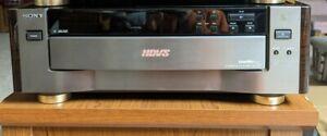 Sony HIL-C1 Hi-vision MUSE NTSC LD Laserdisc Player
