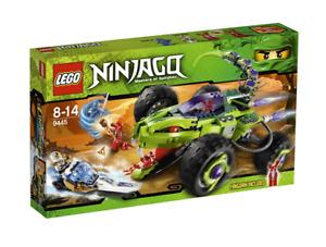 LEGO Ninjago 9445:Fangpyre Truck Ambush Very Rare Collectable