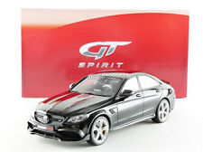 GT Spirit 2016 Mercedes Benz Brabus 650 Sedan Black LE of 1500 1/18 Scale New!