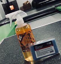 Dodo Juice Born Slippy Clay Lube 500ml Plus Valet Pro Medium Grade 100g Clay Bar