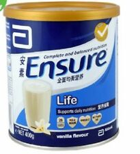 Ensure Milk Powder  Original Vanilla  400G Nutrition Powder everyday health
