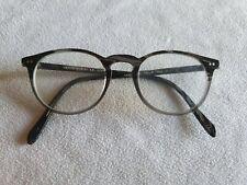 Oliver Peoples brown / grey tortoiseshell glasses frames. OV5004 1002 Riley.