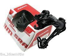 SRAM X5 Long Cage Rear Derailleur 9 Speed Mountain Bike Black