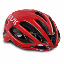 KASK Protone Bicycling Helmet Aerodynamic Red L Predl