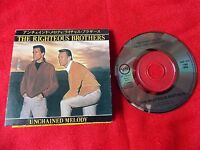 """SNAPPED"" RIGHTEOUS BROTHERS / GHOST OST / UNCHAINED MELODY / 3"" JAPAN SINGLE CD"