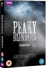 Peaky Blinders Complete Series Seasons 1 & 2 R2 DVD BOXSET