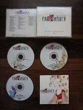 FINAL FANTASY  VI    -- COFFRET 3  CD  //  ORIGINAL SOUND VERSION