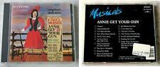Annie Get You Gun - Orig.-Soundtrack .. 1966/1988 RCA Club-Edition CD TOP
