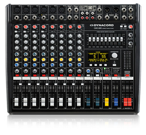 Dynacord Cms600-3 Mixing Desk